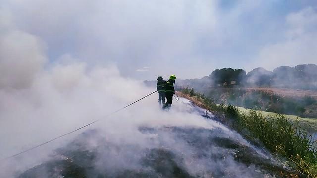 Gioia del Colle: due incendi in due giorni