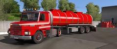 Scania 112E 360 Intercooler