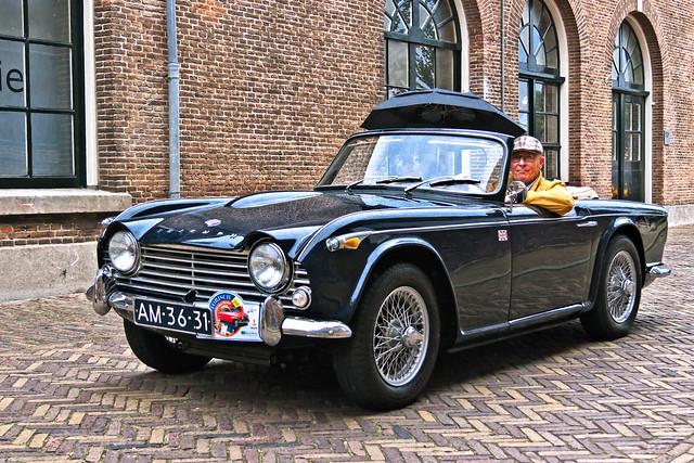 Triumph TR4A 1967 (8027)