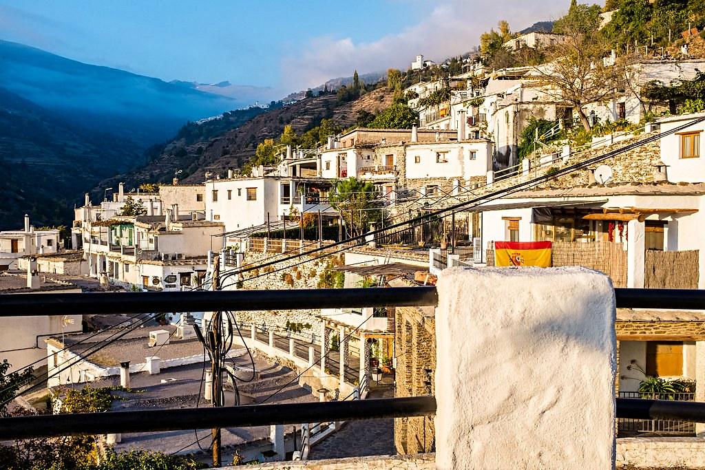 Pueblos de la Alpujarra de Granada, qué ver en España fuera del circuito tradicional