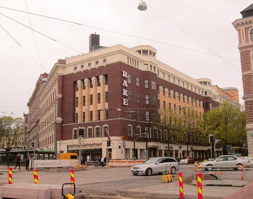 Rake, Helsinki