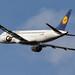 Hamburg Airport: Lufthansa (LH / DLH) | Operator: Lufthansa CityLine |  Embraer E190LR E190 | D-AECA | MSN 19000327