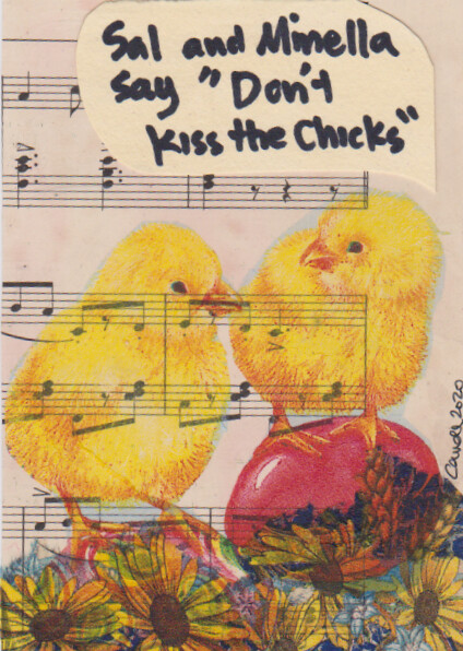 Don't Kiss the Chicks!