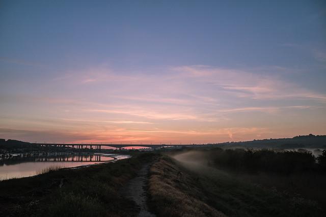 Pre dawn