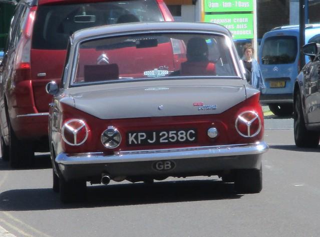 1965 Ford Cortina Mark 1