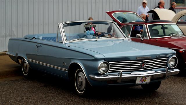 1964 Plymouth Valiant 200 Convertible