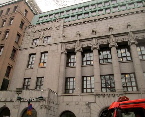 Art Nouveau Style, Helsinki