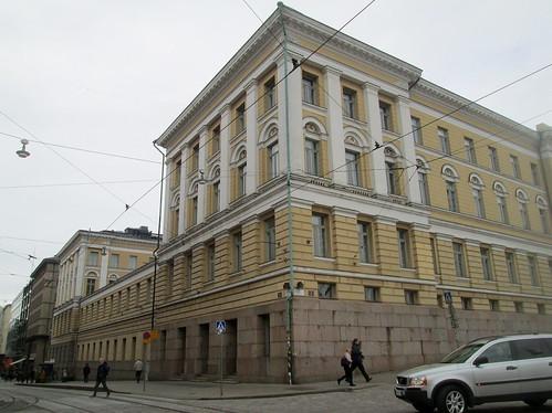 Art Nouveau Architecture, Helsinki