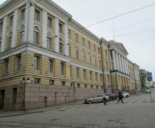 Building, Senate Square, Helsinki