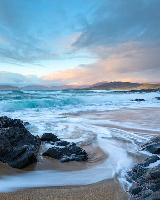 Dramatic Atlantic - Isle Of Harris