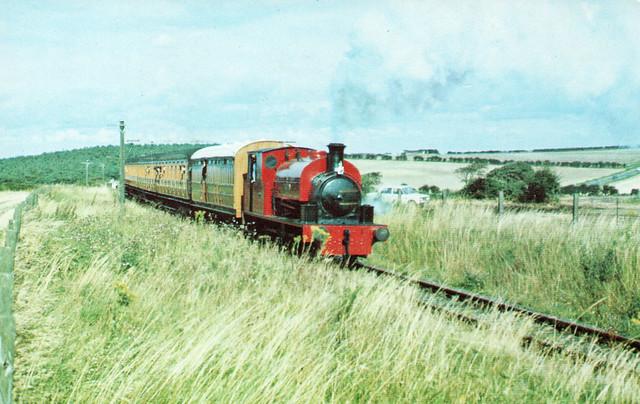 UK - Colwyn on route to Weyoburne