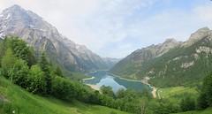 Klöntalersee, Swiss Alps