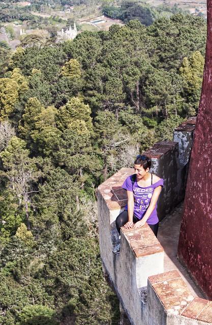 La chica en la torre