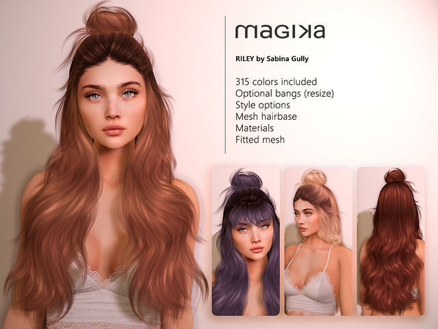 Magika - Riley