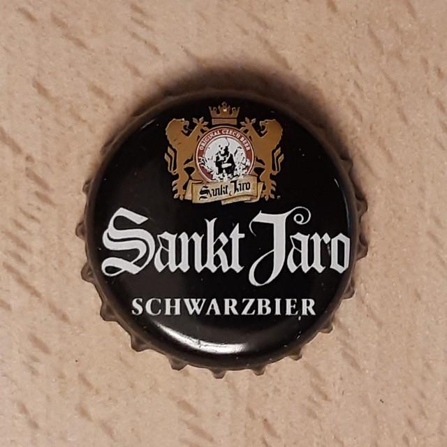 Ein gutes tschechisches Bier vom heiligen Jaro 🍺😎👍