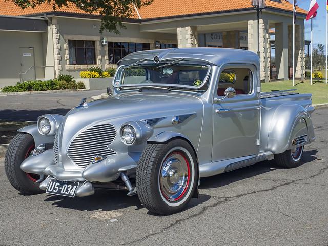 Custom 1947 Ford Pilot Utility