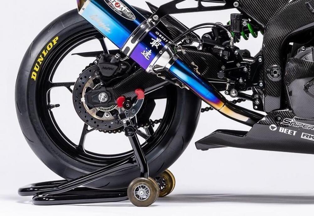 Kawasaki ZX-25R Racing Part 18