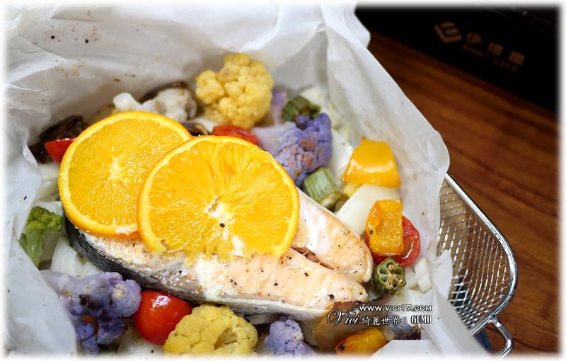 紙包橙香魚018