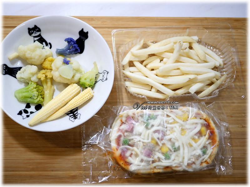 比薩套餐001
