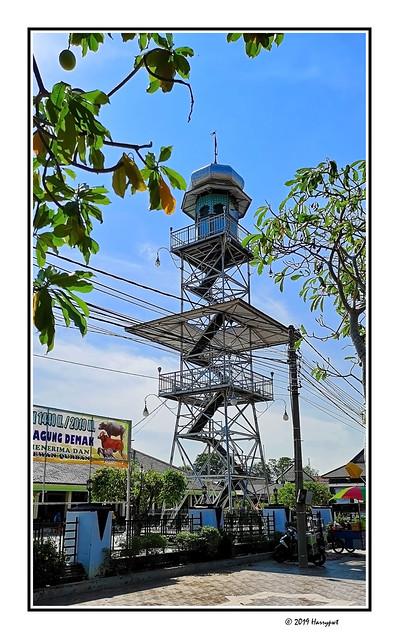 minaret demak mosque