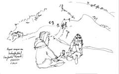 Pique-nique en famille / Family picnic