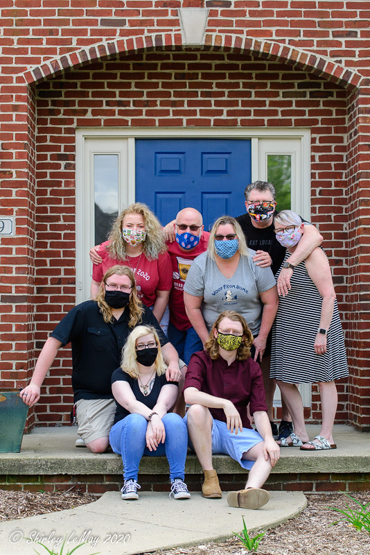 O-K Families Masked Up