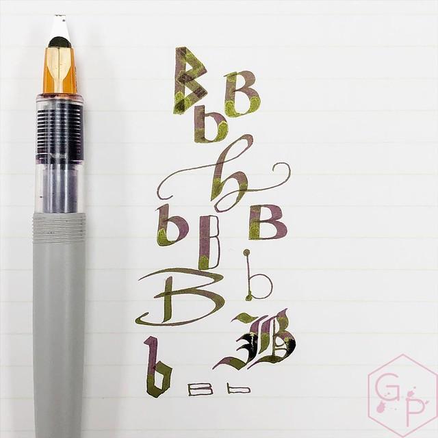 Pilot Parallel Letters A B C D 2_RWM