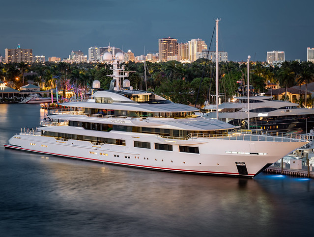 SuperYacht DreAMBoat - Fort Lauderdale