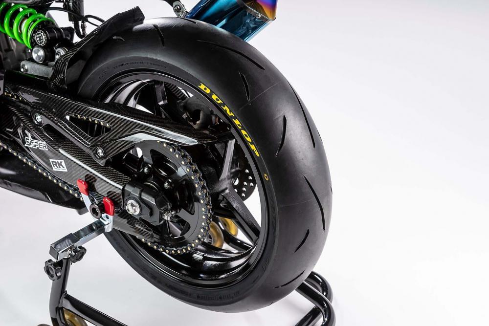 Kawasaki ZX-25R Racing Part 17