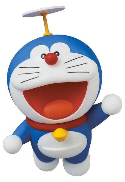 永遠好感情的真心夥伴!MEDICOM TOY UDF 系列《哆啦A夢》「藤子・F・不二雄作品」第15彈(シリーズ15)