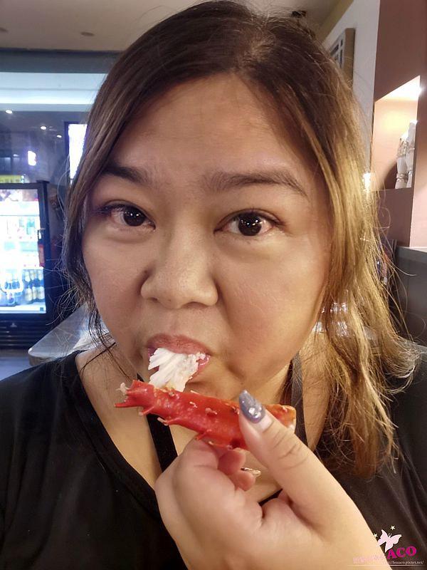 板橋吃到飽 蟹堡王 帝王蟹 08