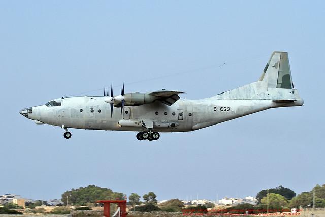 B-632L LMML 16-07-2013 Venezuela - Air Force Shaanxi Y-8F-100 CN F631
