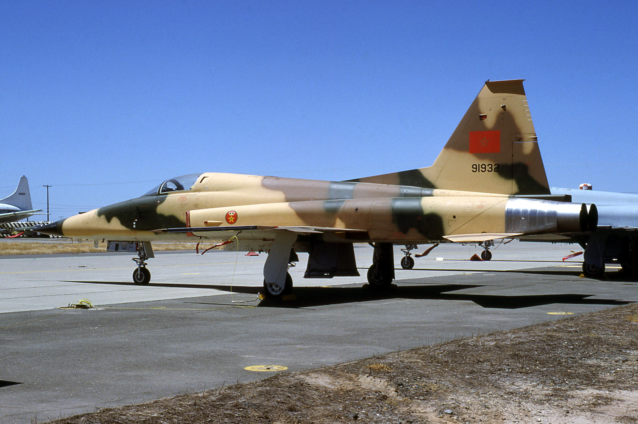 FRA: Photos F-5 marocains / Moroccan F-5  - Page 13 49932757308_a8dc664887_o_d
