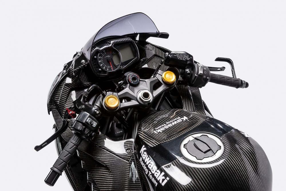 Kawasaki ZX-25R Racing Part 2