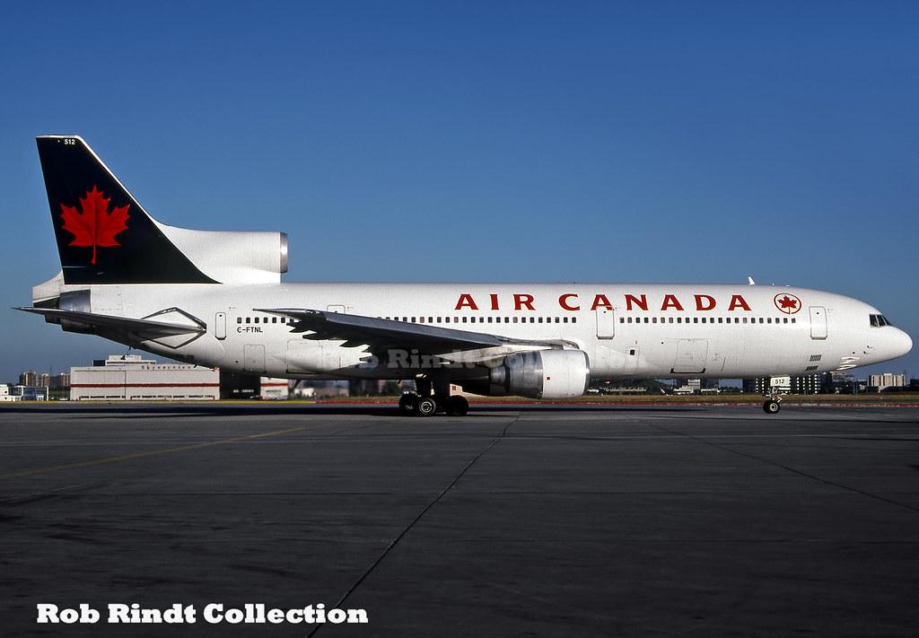 Air Canada L1011-385-1 C-FTNL