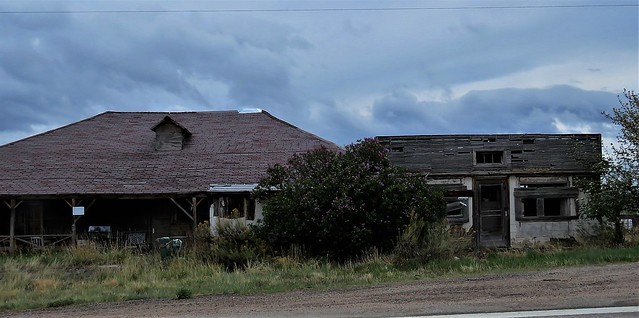51120-68, Abandoned House & Business Building