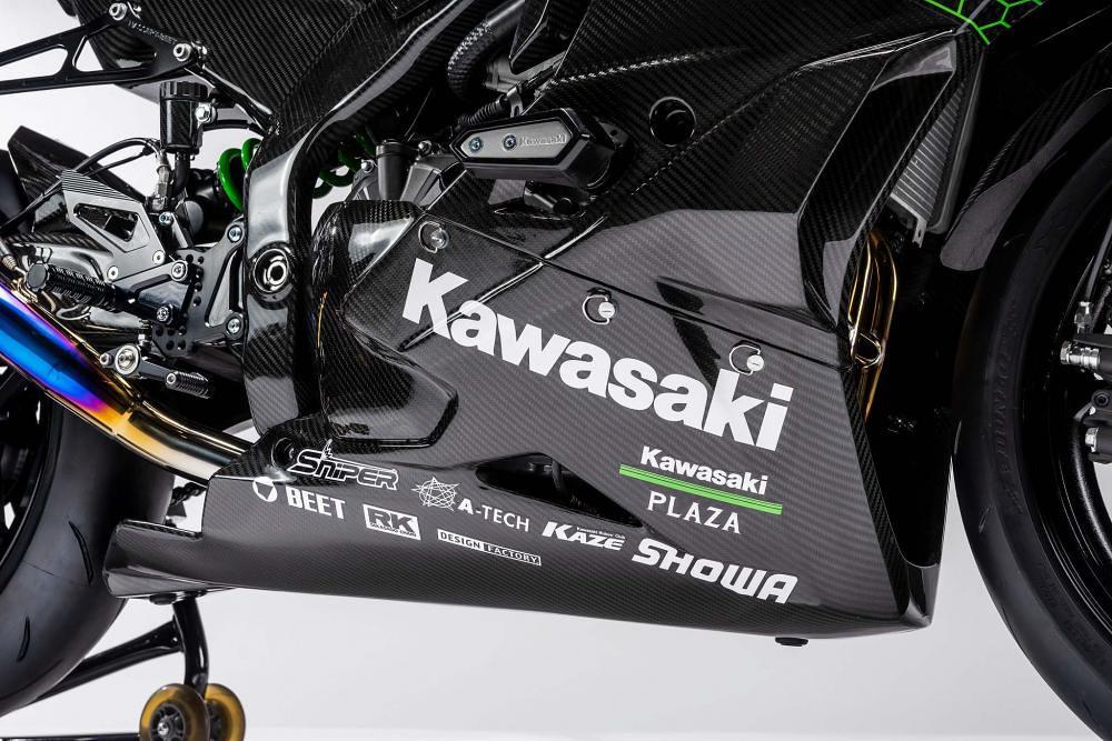 Kawasaki ZX-25R Racing Part 11