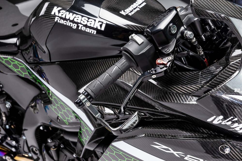 Kawasaki ZX-25R Racing Part 10