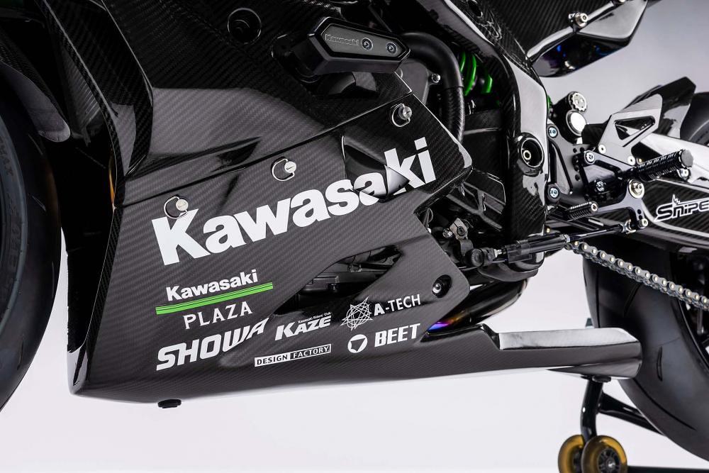 Kawasaki ZX-25R Racing Part 12