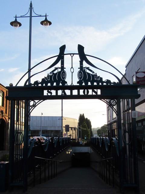 Stourbridge Town Station