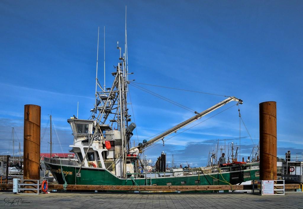 Ocean Dragon: Fishing Vessel - Prince Rupert