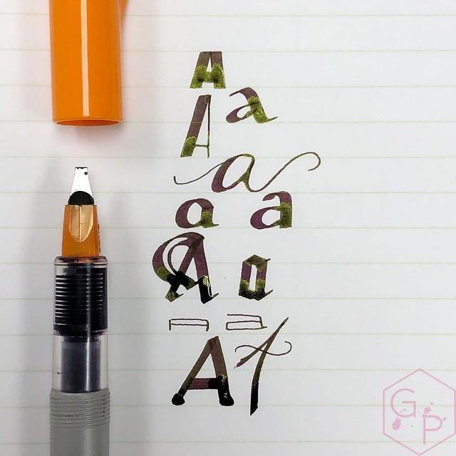 Pilot Parallel Letters A B C D 1_RWM