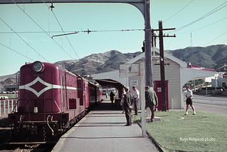 New Zealand Railways 673 | by Russ Bidgood