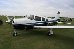 G-BGOL Piper PA-28R-201T [28R-780335] Sywell 300819