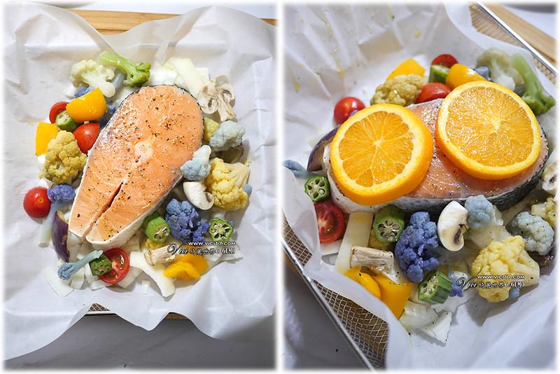 紙包橙香魚901