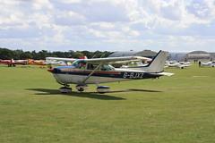 G-BJXZ Cessna 172N [172-73039] Sywell 010919