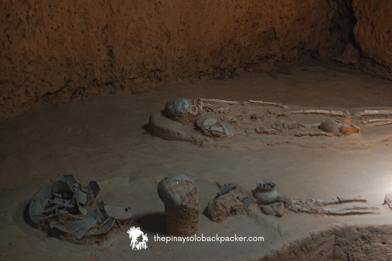 kanchanaburi prehistoric burial site