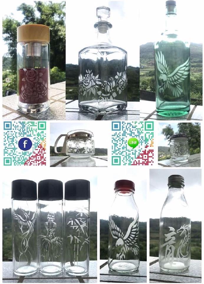 巴島原創市集 - 玻璃瓶罐大變身DIY活動1