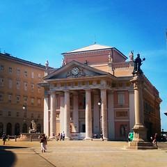 Trieste - Piazza della Borsa