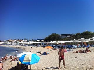 Knossos Royal Hotel Beach, Chersonisos, Crete